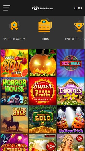 Casino-Superlines-Mobile